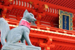 About Fushimi Inari Shrine[Torii of Fushimi Inari etc…]